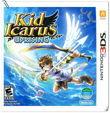 3DS Nintendo Kid Icarus: Uprising Nintendo Action Games