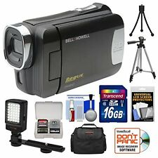 Bell & Howell DNV6HD Rogue Infrared Night Vision 1080p HD Video Camera Camcorder