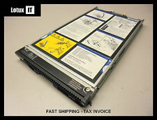 IBM Blade HX5 Blade 16Core Server for BladeCenter H 2x E7-2830 8Core 0HDD 0RAM