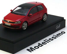 1:43 Herpa VW Golf 7 2012 red