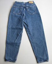 Vintage 90s Gap Reverse Fit High Waist Mom Jeans Blue Short 10 Denim 28""