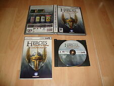 HEROES OF MIGHT AND MAGIC COLECCION INCLUYE 4 TITULOS DE LA SAGA PC BUEN ESTADO