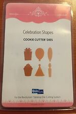 QuicKutz Quic Kutz Celebration Shapes Cookie Cutter Dies CC-SHAPE-03