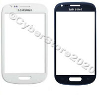 Touch Screen Outer Glass Front Lens Glass For Samsung Galaxy S3 Mini GT-i8190