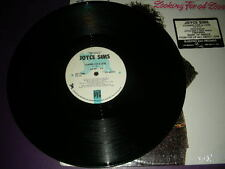 """PROMO Freestyle 12"""" Joyce Sims """"Looking For A Love"""" 3 Mixes SHRINK WRAP VG+"""