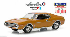 GREENLIGHT 1:64 HOBBY EXCLUSIVE 1973 AMC JAVELIN TRANS AM VICTORY ORANGE