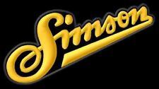 SIMSON  iron-on Aufnäher patch