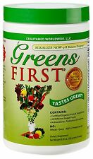 Greens First Powder Doctors For Nutrition Ceautamed 10 Ounce NEW!