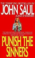Punish the Sinners by John Saul (1990, Paperback)