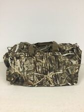Duck Commander Large Blind Bag Real Tree Max 4 Camo Duck Goose Waterfowl New!