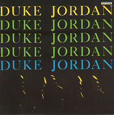 DUKE JORDAN - TRIO & QUINTET (1991 JAZZ CD JAPAN REISSUE)