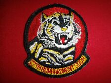 """US Air Force 37th BOMBARDMENT SQUADRON """"Tigers"""" Patch"""