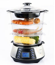 SNOWBIRD SB-SC01 3-TIER FOOD STEAMER