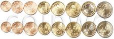 Austria 8 coins set 2011 1 C - 2 EURO UNC (#1713)