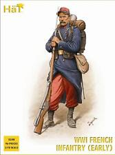 HAT WW-I FRENCH INFANTRY 1914 1:72 HAT8148