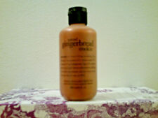 Philosophy Spiced Gingerbread Cookie Shampoo & Shower Gel (6oz) Brand New&Sealed