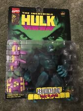 1996 Marvel Comics Incredible Hulk Abomination Toy Biz Figure