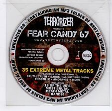 (GJ783) Various Artists, Fear Candy 67 - Terrorizer CD