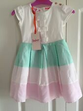 Ted Baker Baby Girls Beautiful Dress. Bnwt. Size 18-24 Months. Designer.