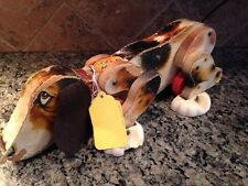 Vintage FISHER PRICE 1961 WOODEN SNOOPY DOG PULL TOY  181