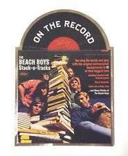 "2013 Panini Beach Boys Trading Cards ""On The Record"" Stack-o-Tracks Album #24"