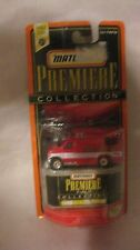 Premiere LE Fire Rescue Truck Red 1:64 Scale Diecast By Matchbox 1997 NEW dc1222