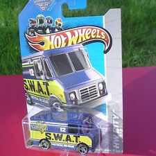 SWAT Tactical Rescue. Hot Wheels City 12/250. Combat Medic. New in Blister Pack!