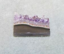 8980 AMETHYST CRYSTAL SLAB SLICE