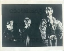 1966 Salzburg Marionette Theater Puppets 1960s Press Photo