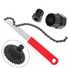 Bicycle/Bike Freewheel Chain Whip Sprocket Lockring&Remover Tool Repair Tool