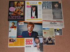 9- JOSH PYKE Magazine Clippings