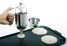 Norpro 3170 Pancake Crepe Waffle Cupcake Biscuit Batter Dispenser With holder