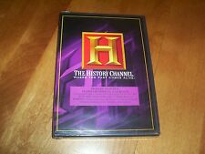 MODERN MARVELS TRANSCONTINENTAL RAILROADS Trains Train History Channel DVD NEW
