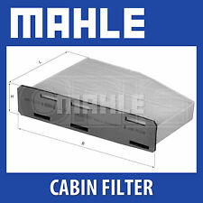 Mahle Pollen Air Filter - For Cabin Filter LA181 - Fits VW Golf V