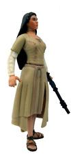 Star wars poder de la fuerza congelar fotograma Princesa Leia Endor Figura De Acción