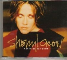 (BX290) Sheryl Crow, Anything But Down - 1999 CD