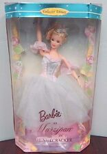 NIB Barbie Collector Edition Barbie as Marzipan in The Nutcracker Doll #20851