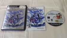 +++ Disney's KINGDOM HEARTS RE CHAIN MEMORIES Playstation 2 PS2 GAME COMPLETE