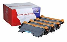 4 High Yield TN450 Toner Cartridge For Brother HL-2240 HL2270DW 2280DW MFC-7360N