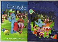 IN THE NIGHT GARDEN 8 FAVOURITE STORIES Andrew Davenport HC Boxed IGGLEPIGGLE