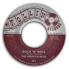 "SIROCCO BROS - ""ROCK 'N' ROLL"" b/w ""COME ON IN"" ROCKABILLY INSANITY! WATCH VIDEO"