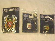 Harley-Davidson Pins & patch Emblem Love Ride 2005 2007 pin Harley motorcycle