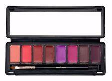 Profusion MATTE Lipsticks Palette - 8 Plum shades Matte Lip Colors~ *US SELLER*