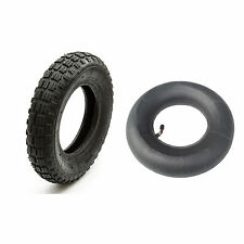 "4.00-8 TYRE 8"" 8 Inch TIRE Wheelbarrow 4.80/4.00-8 Garden   400-8 Inner Tube"