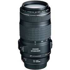 Canon EF 70-300mm F4-5.6 IS USM obiettivo