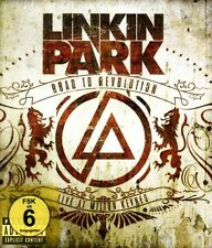 "LINKIN PARK ""ROAD TO REVOLUTION LIVE..."" BLU RAY NEW"