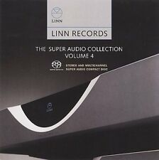 Linn Records: The Super Audio Collection, Vol. 4 New CD