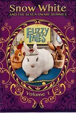 BRAND NEW DVD // SNOW WHITE & THE 7DWARF BUNNIES // CHILDREN // VOLUME 1