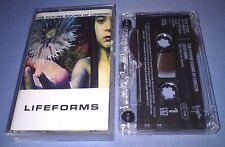 THE FUTURE SOUND OF LONDON LIFEFORMS cassette tape album T2411