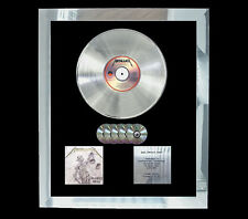 METALLICA ...AND JUSTICE AND ALL MULTI (GOLD) CD PLATINUM DISC FREE POSTAGE!!